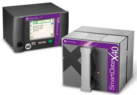 Markem Brand SmartDate X40, Thermal Trans
