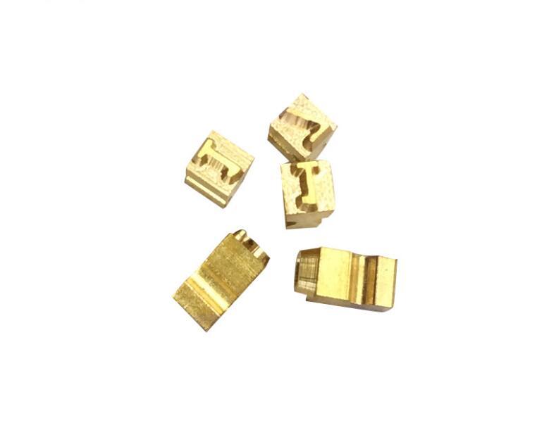 Copper Letter For Date Coding Machine